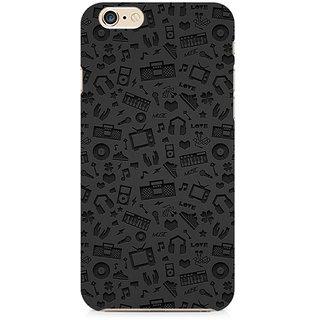 TAZindia Printed Designer Back Case Cover For Apple iPhone 6 Plus 6S Plus