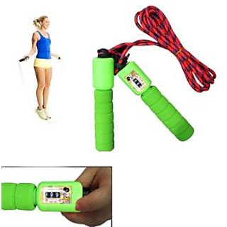 Fashnopedia Skipping Rope with Auto counter