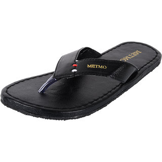 Metmo Stylish Look Slim  Comfort Sleepers-BLACK