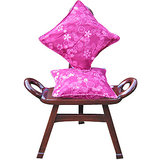 Elements Pink Of Love Cushion Covers - Set Of 5 Pcs
