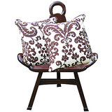 Elements Choco Springs Cushion Cover - Set Of 5 Pcs