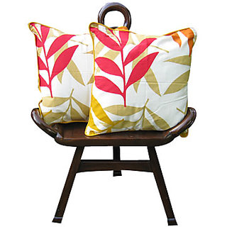 Elements Sunset Breeze Cushion Covers - Set Of 2 Pcs