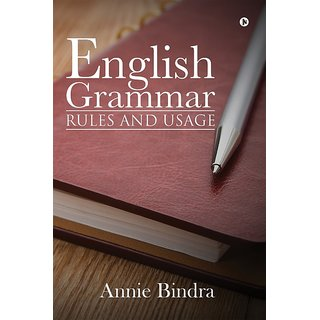 English Grammar Rules and Usage