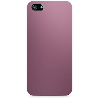 TAZindia Printed Designer Back Case Cover For Apple iPhone 5 5S
