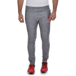 Surly Grey Orange Patti Buffel Trackpant