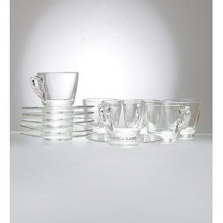 Ocean Kenya 12-piece Cup and Saucer Set