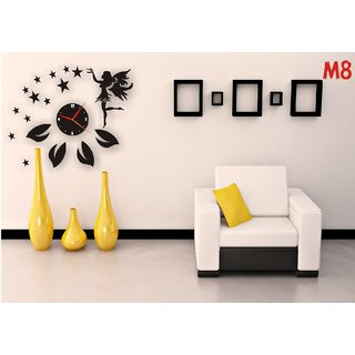DESIGNER WALL CLOCK M8