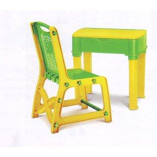 Nilkamal Junior Study Set (Green)