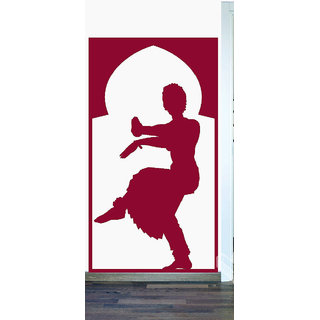 Bharatanatyam DanceWall Decal