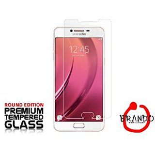 Samsung C5 Curved Tempered Glass Screen Protector Screen Guard