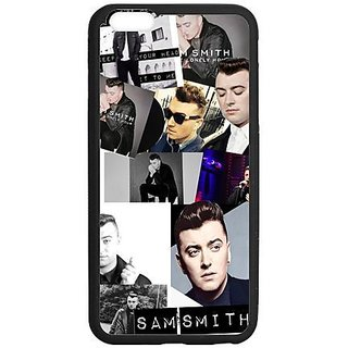 Protective iPhone 6 Plus Case Sam Smith Custom Rubber Back Cover Case Only Suit For 5.5 inch iPhone 6 Plus iPhone 6s Plus Phone Case