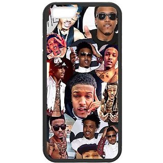 Diy Cutstomize August Alsina case for iphone 6 Plus (5.5 inch) Phone Case