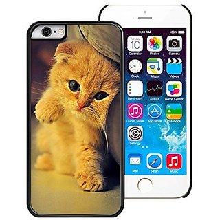 iPhone 6 Plus/6S Plus Case,YM Case Yellow Kien Baby Plastic Phone Cases for iPhone 6 Plus/6S Plus Case-PC/Black