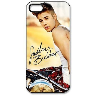Justin Bieber Iphone 5 5S Case The Lile Prince Pop Singer Justin Bieber  Iphone 5 Case Cover