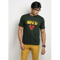 Weardo Men's Multicolor Round Neck T-Shirt