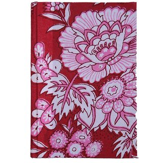 Handmade Bagru Print Diary (Size 6X4 inch)