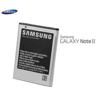 100 Original SAMSUNG EB595675LU BATTERY FOR Samsung GALAXY NOTE 2 (3100 MAH)