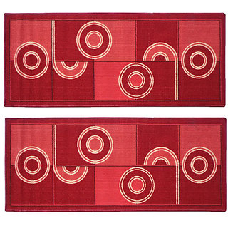STATUS TABA RUNNER RED 22 X 55 2 PCS