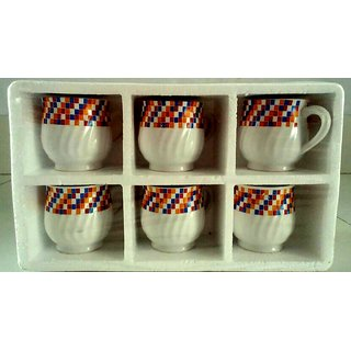 tea cups set of 6