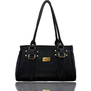 Lady queen black casual bag