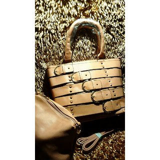 5d239925ca Buy Luxury Combo Handbag and Sling Bag PU Leather Made Online - Get ...