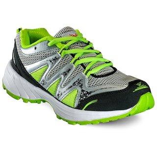 Adiwalk Fighter Blk P.Green Sport Shoes