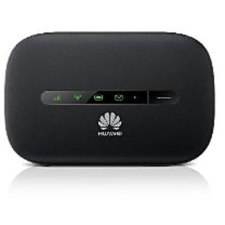 Huawei E5330 21 Mbps 3G Mobile WiFi Router