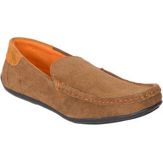 Randier Casual Shoe Tan R077