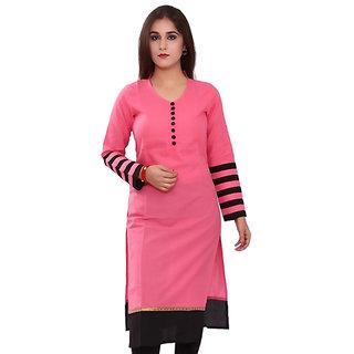Women's Indian Tunic Top Cotton Kurti