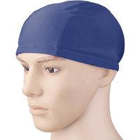 Imported Men Women'S Nylon Polyester Swimming Cap Swim Hat - Dark Blue
