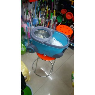 home touch heavy bucket mop with wheels