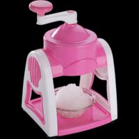 Ice Gola/Snow Maker Machine With 3 Bowls + 1 Glass + 6 Sticks + 1 Ice Snow Dish