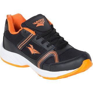 Lee Parke Sports Shoe GREYORANGE SR-103