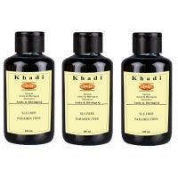Khadi India Amla  Bhringraj Shampoo (SLS  Paraben Free) 3 Shampoo