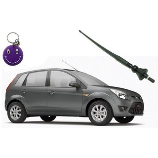 Ford Old Figo Original Fitment OE AM/FM Roof Antenna Free Smiley Key Chain