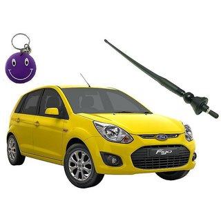 Ford New Figo Original Fitment OE AM/FM Roof Antenna Free Smiley Key Chain