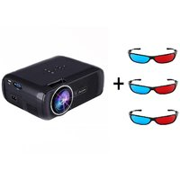 Everycom X7 LED Video Projector 1080P For Home Cinema T
