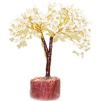 Reiki Crystal Products Clear Quartz Crystal Tree 300 Beads Healing Gemstone
