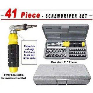 41 PCs Tool Kit Screw Driver Set