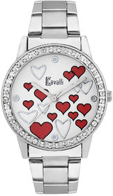 Nice Cavalli Multi Color Dial Analog Watch- For Women