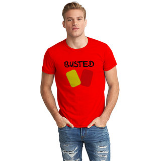 The Fappy Store Busted Half Sleeve T-Shirt
