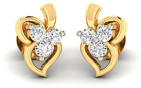 Joraviki  Diamond Earrings