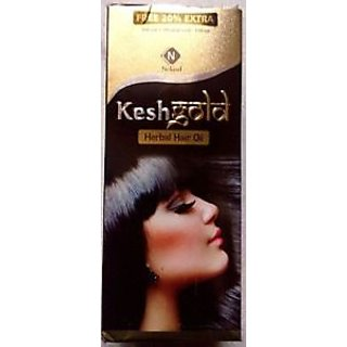 Keshgold Herbal Hair Oil ( set of 2 pcs.)