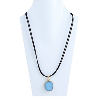 WOAP By Trisha Jewels Stunning Beach  Handicrafted Necklace For Beach's  Rain Party.(GHN-2252B)