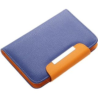 Jo Jo Flip Cover for Xolo Q1000s (Blue, Orange)
