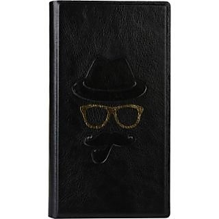 Jojo Wallet Case Cover for Xolo Play T1000 (Black)