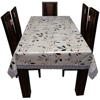 Decor Club Dining Table Cover 8 Seater with Top Quality Material