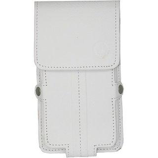 Jojo Holster for Huawei New Ideos X5 (White)