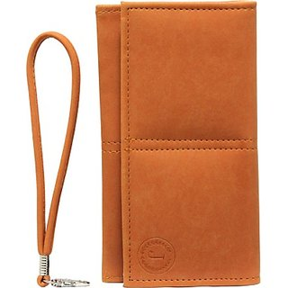Jojo Pouch for iBall Andi 4.5M Enigma (Orange)