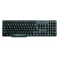 Zebronics K11 Wired USB Standard Keyboard(Black)